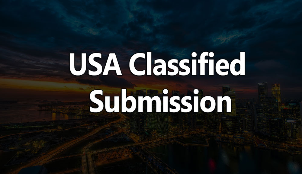 300 Plus US Classified Websites (Free and Updated)